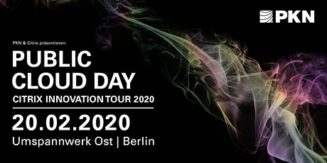 Public Cloud Day 2020 Tickets