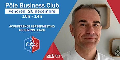 Pôle Business Club I vendredi 20 décembre 2019 billets