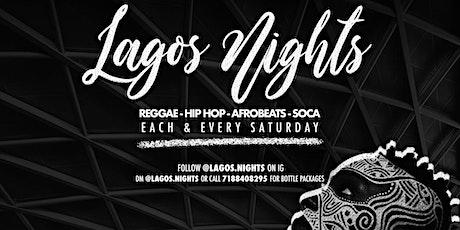 LAGOS NIGHTS tickets
