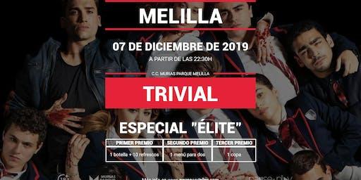 Trivial Especial Élite en Pause&Play Parque Melilla