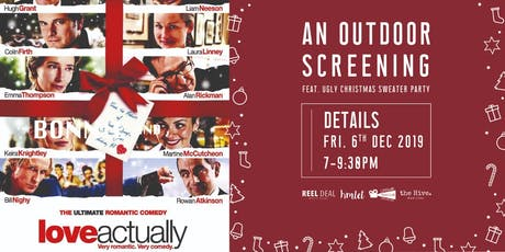 Reel Deal: Ugly Christmas Sweater Party tickets