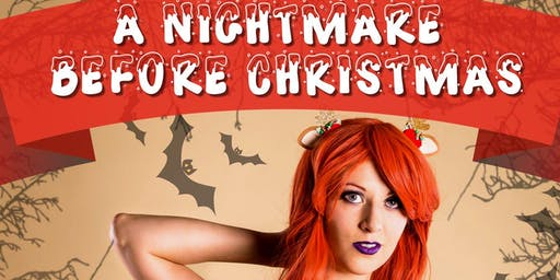 The Scarlet Vixens Present: Nightmare Before Christmas!