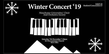 CAOS Winter Concert 2019 tickets