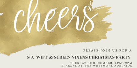 WIFT & SCREEN VIXENS CHRISTMAS PARTY tickets