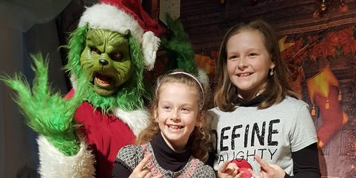 Meet the Mischief-Making Grinch at Torquay Museum