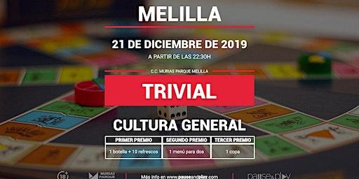Trivial Cultura General en Pause&Play Parque Melilla