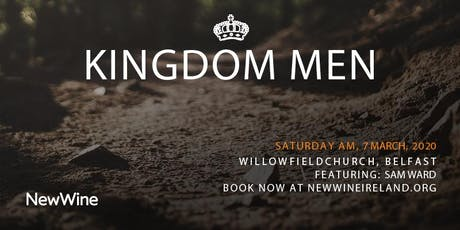 Kingdom Men Belfast 2020 tickets