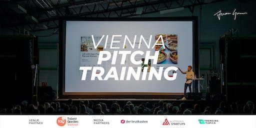 Vienna Pitch Training