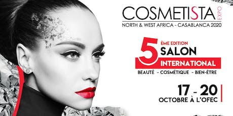 COSMETISTA EXPO NORTH & WEST AFRICA 2020 tickets