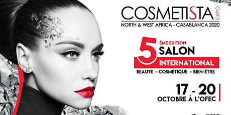COSMETISTA EXPO NORTH & WEST AFRICA 2020 billets