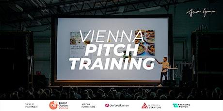 Vienna Pitch Training tickets