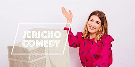 Jericho Comedy: Olga Koch - If then tickets