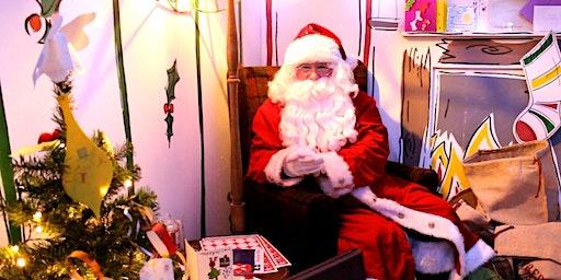 Meet Santa at Barton Marina's Christmas Market