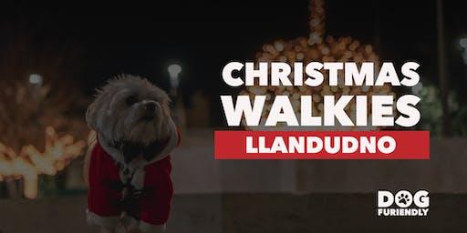 Santa Paws Christmas Walk - Llandudno