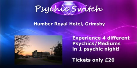 Psychic Switch - Grimsby tickets