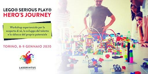 LEGO® SERIOUS PLAY® HERO'S JOURNEY