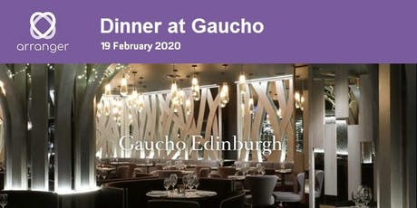 Dinner for Funeral Directors in Edinburgh hosted by Arranger Software tickets