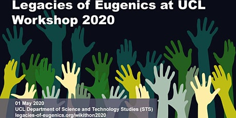 Legacies of Eugenics Workshop tickets
