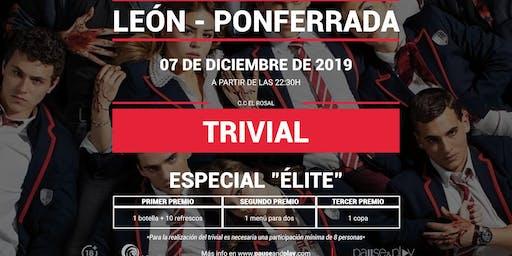Trivial Especial Élite en Pause&Play El Rosal