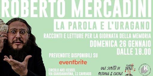 Roberto Mercadini, La parola e l'uragano | Fuori dai denti #2