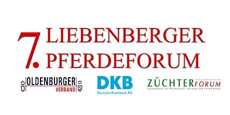 7. Liebenberger Pferdeforum 2020 Tickets