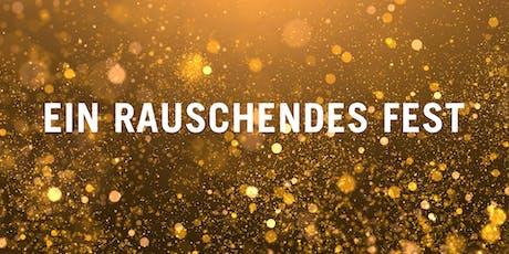 MARGARETES GROSSES SILVESTERDINNER 2019  Tickets