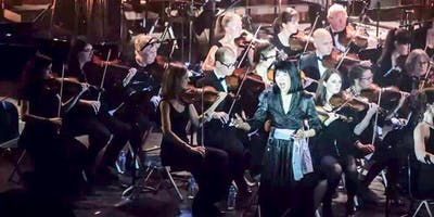 Récital Lyrique de Chants Sacrés de Noël par Nobuko Takahashi