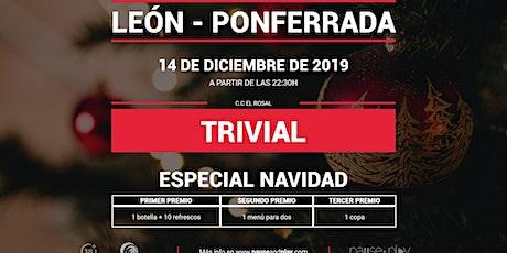 Trivial Especial Navidad en Pause&Play El Rosal entradas