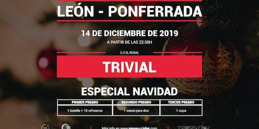 Trivial Especial Navidad en Pause&Play El Rosal