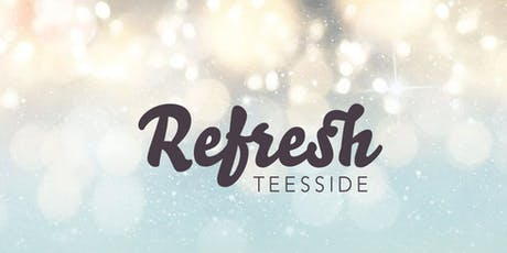The Refresh Teesside Christmas party! tickets