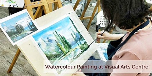Watercolour Painting Trial Workshop