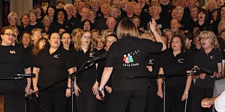 "Pi Singles ""La La Choir"" Evening tickets"