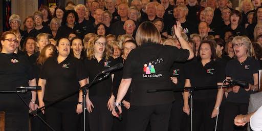 "Pi Singles ""La La Choir"" Evening"