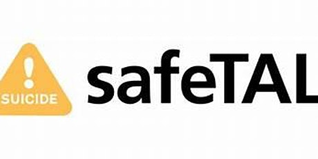 SafeTALK - Suicide Alertness Training for Young People   tickets
