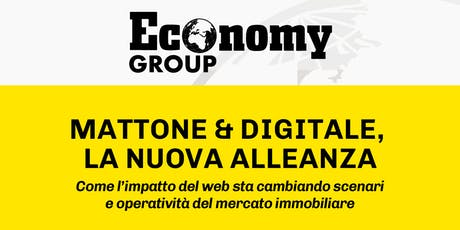 Mattone e Digitale, la nuova alleanza biglietti