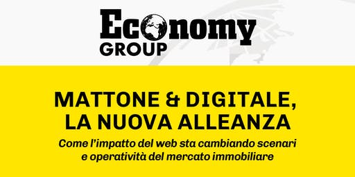 Mattone e Digitale, la nuova alleanza
