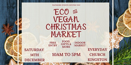 Eco & Vegan Christmas Market tickets