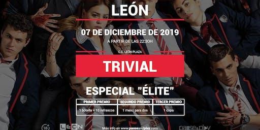Trivial Especial Élite en Pause&Play Leon Plaza