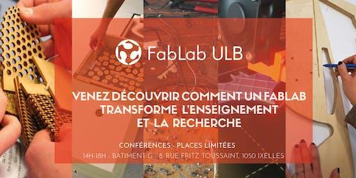 Conférences Fablab ULB