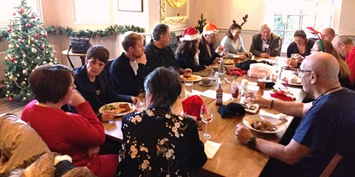 MyTeam Network Elmbridge Christmas Lunch