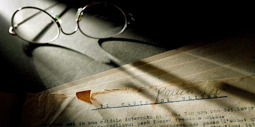 Başka bir dilde. Primo Levi'ye dünyada eşlik etmek.