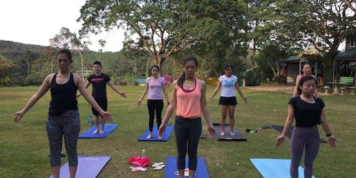 Go Green Titi Eco Farm Yoga Retreat
