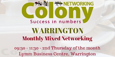 Colony Networking (Warrington) - 12 November 2020
