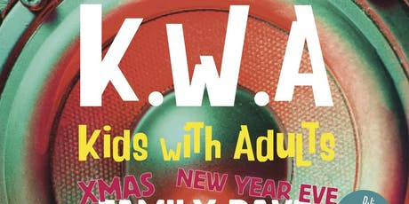 KWA News Years Party tickets