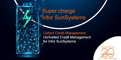 Supercharge Infor SunSystems: Collect Credit Management tickets