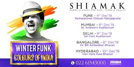 SHIAMAK Winter Funk Show '19 – Hyderabad tickets