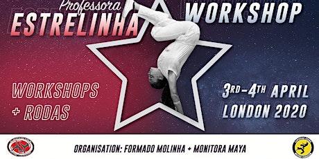 Professora Estrelinha Workshop tickets