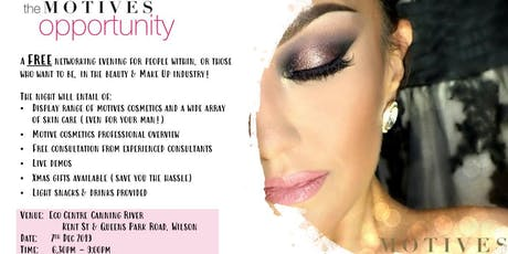 Networking - Cosmetics & Beauty tickets