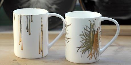 Ceramic Decorating Workshop with Reiko Kaneko tickets