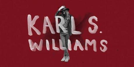 Karl S. Williams & Bella Paton live @ The Scottish Prince! tickets